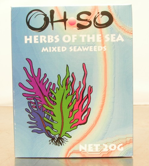 Herbs of the sea